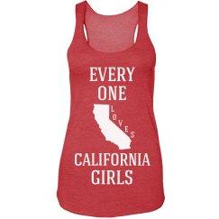 Everyone loves california girls