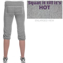 Squat it