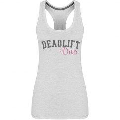 Deadlift Diva Workout Tank