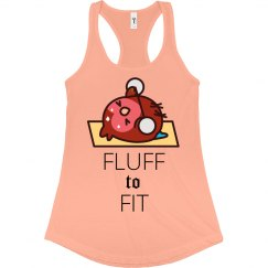 Fluff to Fit Bench Press