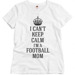 I'm a football  mom