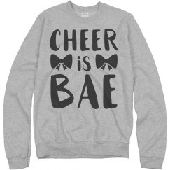 Cheerleading Is Bae Cheer Girl
