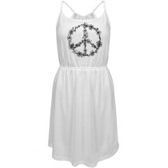 Peace Flower Dress