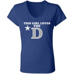 Love the D
