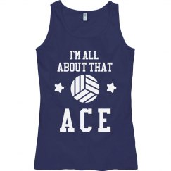 All About The Volleyball Ace