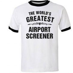 Airport Security Screener
