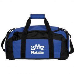 Natalie's Volleyball Bag