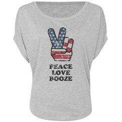 Peace Love Booze