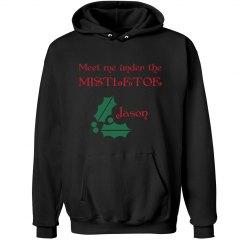 Meet Me Under Mistletoe