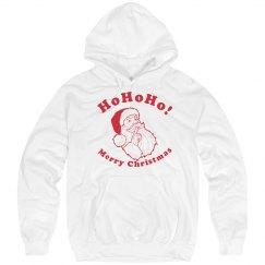 Santa Christmas Hoodie