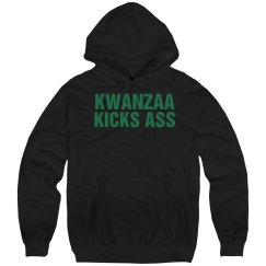 Kwanzaa Kicks It