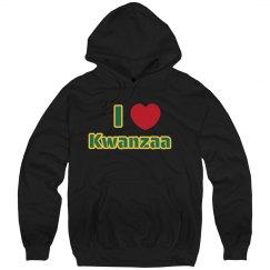 I Love Kwanzaa