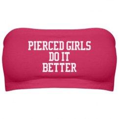 Pierced Girls Bandeau