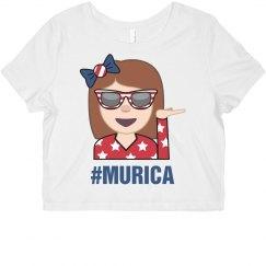 #MURICA Emoji July 4th