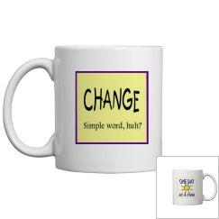 12 Step Slogan Mug
