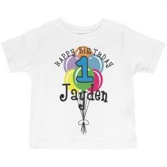 1 year old! Jayden