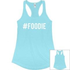 Hashtag Foodie Tank