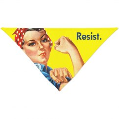 Resist Pets For Women's Rights