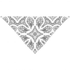 Boho Mandala Gypsy Pattern For Pets