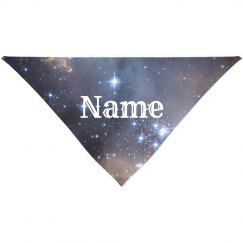 All Over Print Galaxy Pet Bandana