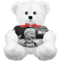 Custom Photo All Over Print Plush