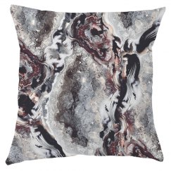 All Over Print Geode Pillow