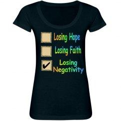 Losing Negativity
