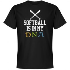 Softball is in my DNA