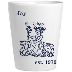jay shot glass