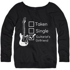 Guitarist's Girlfriend