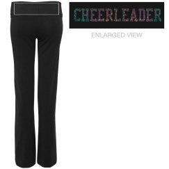 Cheerleader Yoga Pants
