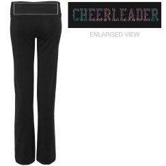 Cheerleader Yoga Pants
