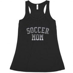 Soccer Mom Silver Foil