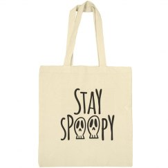 Stay Spooky Halloween Tote