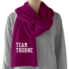 Team Thorne Scarf