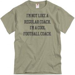 I'm a cool football coach