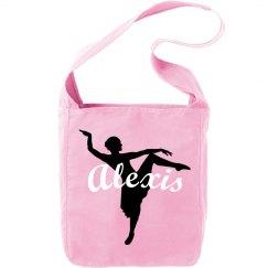 Alexis. Ballet bag