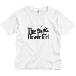 The Godfather Flower Girl Tee