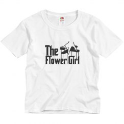 The Godfather Flower Girl Tee