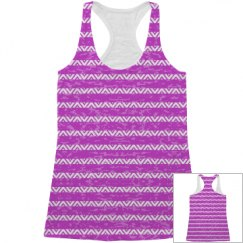Trendy All Over Print Tank Top for Her