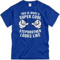Super cool Stepbrother