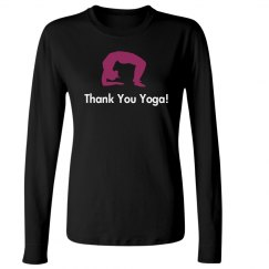 Appreciation for Yoga