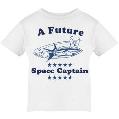 Future Baby Space Captain