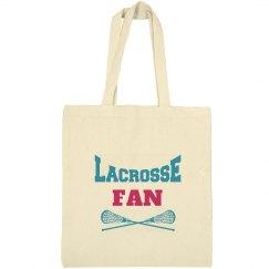 Lacrosse Fan Tote