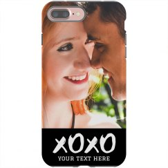 Custom Couples Phone Case