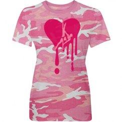 Heart bleeds Pole camo