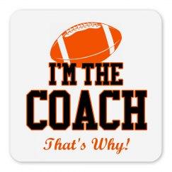 Coach Magnet