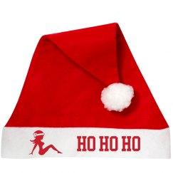 Ho Ho Ho Christmas Hat