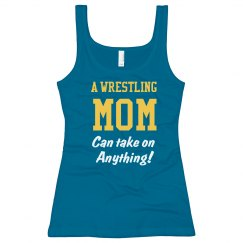 A Wrestling Mom Can
