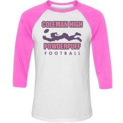 Powderpuff Football Fan